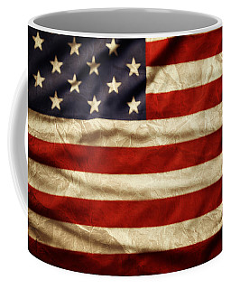 American Flag Coffee Mug