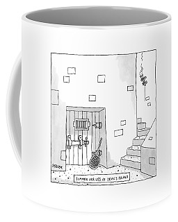 Captionless Coffee Mug