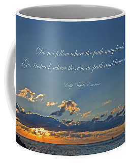 149- Ralph Waldo Emerson Coffee Mug