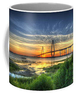 Lowcountry Sunset Coffee Mug