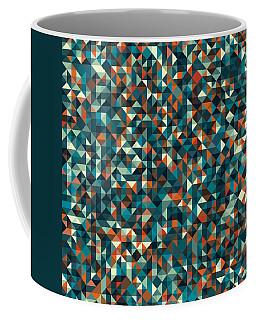 Retro Pixel Art Coffee Mug