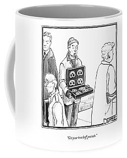 Get Your Knockoff Pretzels Coffee Mug