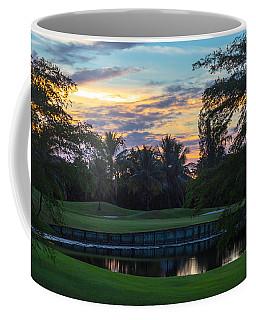 15th Green At Hollybrook Coffee Mug