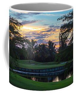 15th Green At Hollybrook Coffee Mug