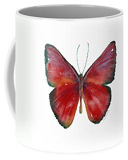 16 Mesene Rubella Butterfly Coffee Mug