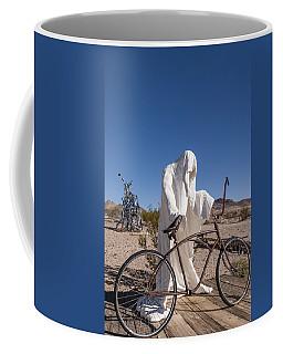 Rhyolite Coffee Mug by Muhie Kanawati