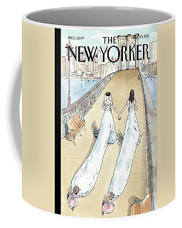 New Yorker July 25th, 2011 Coffee Mug