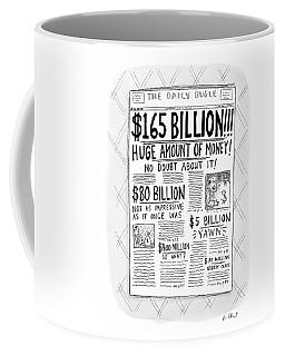 New Yorker April 24th, 2000 Coffee Mug