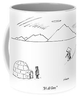 It's Al Gore Coffee Mug