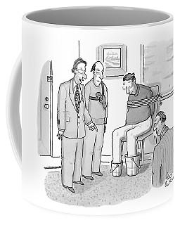 New Yorker January 19th, 2009 Coffee Mug