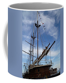1812 Tall Ships Peacemaker Coffee Mug