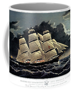 1850s Clipper Ship Dreadnought - Coffee Mug