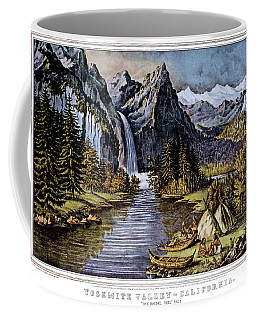 1860s Yosemite Valley California - Coffee Mug