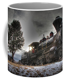 1880 Train Coffee Mug