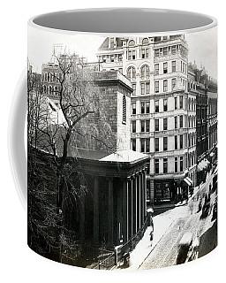 1890 Tremont Street Boston Coffee Mug