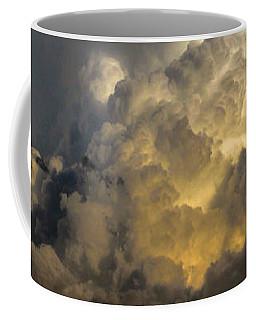 Late Afternoon Nebraska Thunderstorms Coffee Mug