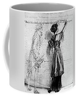 1900s Illustration Of Turn Of The 20th Coffee Mug