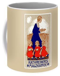 1912 Vintage Malt Coffee Coffee Mug