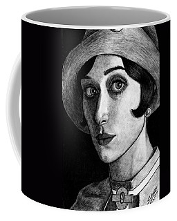 Elizabeth Debiki As Jordan Baker Coffee Mug