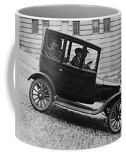 1921 Ford Model T Tudor Coffee Mug