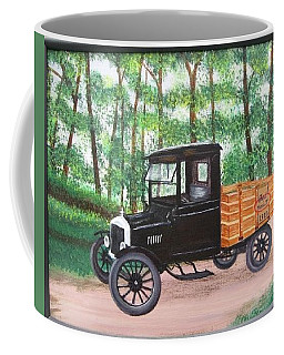 1925 Model T Ford Coffee Mug