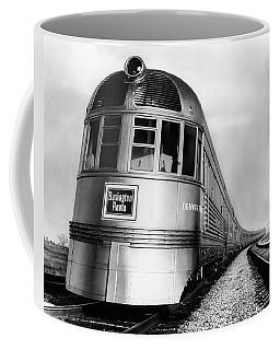 1930s 1940s Engine Head Coffee Mug