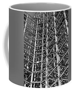 1930s Steel Girder Framework Of New Coffee Mug