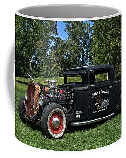 1931 Nash Coupe Hot Rod Coffee Mug by Tim McCullough