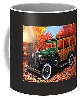1931 Type 150-b Ford Coffee Mug by Carlos Avila