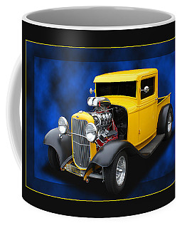 Coffee Mug featuring the photograph 1932 Pickup by Keith Hawley