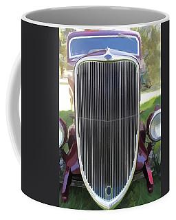 1933 Ford Grille Coffee Mug