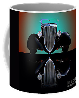 1934 Ford Phaeton Convertible Coffee Mug