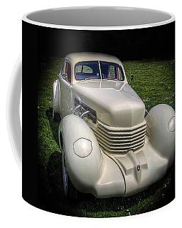 1936 Cord Automobile Coffee Mug