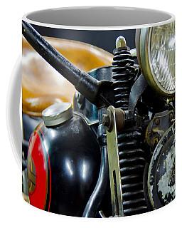 1936 El Knucklehead Harley Davidson Motorcycle Coffee Mug
