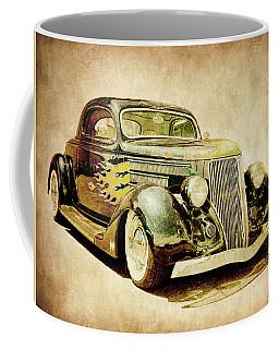 1936 Ford Hot Rod Coffee Mug