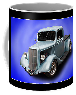 Coffee Mug featuring the photograph 1936 Pickup by Keith Hawley