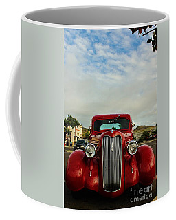 1936 Plymouth Coffee Mug by Craig Wood