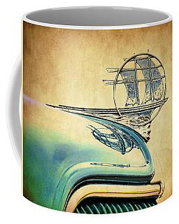 1936 Plymouth Hood Ornament Coffee Mug
