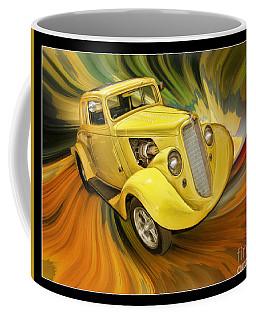 1936 Willys Coffee Mug