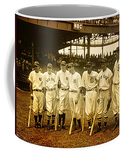 1937 All Stars Coffee Mug