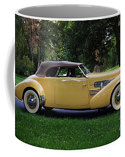 1937 Cord Convertible Coffee Mug