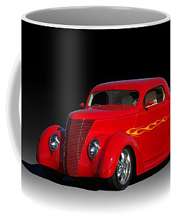 1938 Ford Coupe Hot Rod Coffee Mug