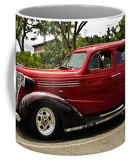 1938 Chevy 4 Door Sedan Coffee Mug by Craig Wood