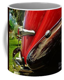 1938 Chevy Detail Coffee Mug by Craig Wood