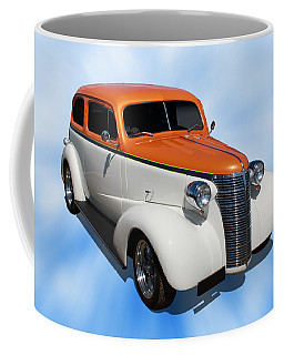 Coffee Mug featuring the photograph 1938 Chevy Tudor by Keith Hawley