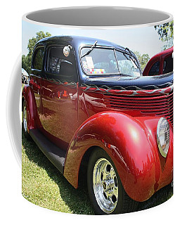 1938 Ford Two Door Sedan Coffee Mug
