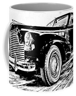 1940 Buick Century Coffee Mug