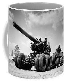 1940s Army Track Laying Vehicle Coffee Mug