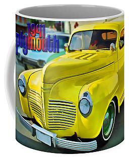 1941 Plymouth Coffee Mug