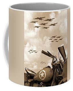 1942 Indian 841 - B-17 Flying Fortress' Coffee Mug